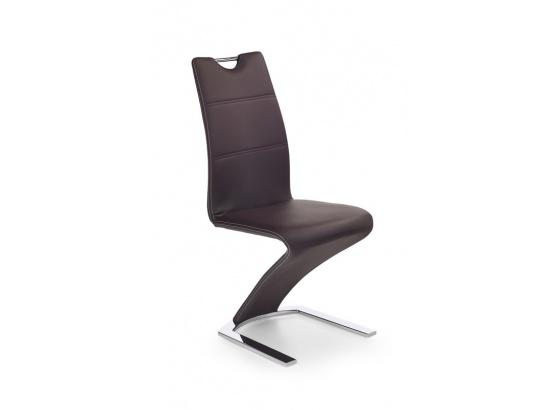 Jídelní židle K188 hnědá