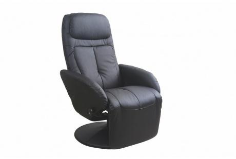 Relaxační křeslo OPTIMA černé