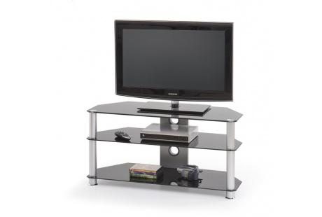 TV stolek RTV 3 černý