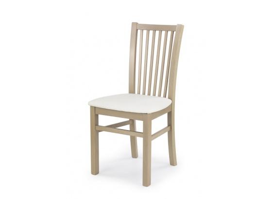 Jídelní židle JACEK dub sonoma/Madryt 121
