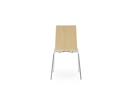Židle EMILY  EM 510 přírodní
