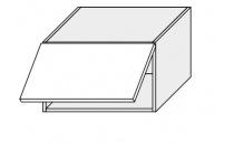 Horní skříňka kuchyně TITANIUM W4B 80 HK Aventos/grey