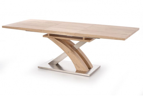 Jídelní stůl SANDOR dub sonoma