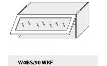 Horní skříňka kuchyně TITANIUM W4BS 90 WKF/grey