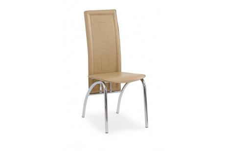 Jídelní židle K-75 světle hnědá