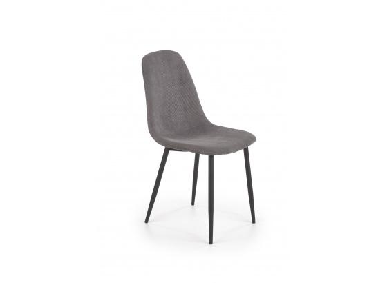 Jídelní židle K387 šedá