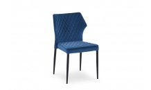 Jídelní židle K331 modrá