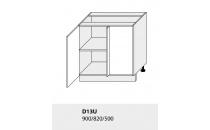 Dolní skříňka kuchyně Quantum D13 U/jersey