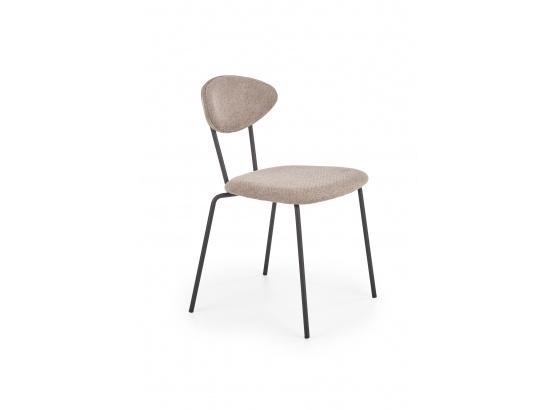 Jídelní židle K361 světle hnědá/ořech