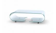 Konferenční stolek PENELOPE transparentní