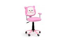 Dětská židle KITTY růžová