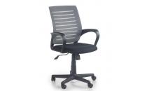 Kancelářská židle SANTANA černo/šedá