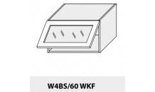 Horní skříňka kuchyně TITANIUM W4BS 60 WKF bílá