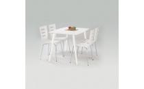 Jídelní stůl OMEGA bílý