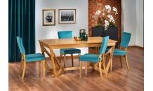 Jídelní stůl WENANTY dub medový