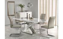 Jídelní stůl SANDOR 2 šedý
