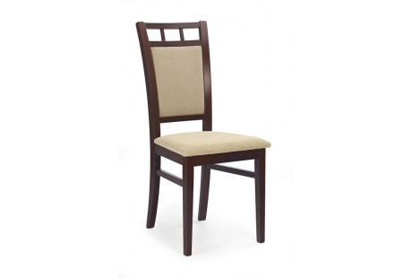 Jídelní židle FRANCO ořech tmavý