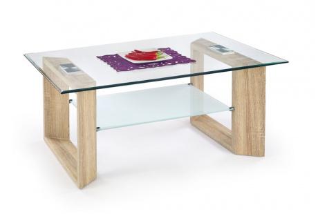 Konferenční stůl TAMARA dub sonoma/mléčny