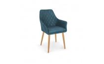 Jídelní židle K287 granátová