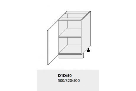 Dolní skříňka kuchyně GOLD LUX D1D 50