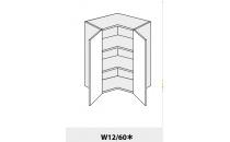 Horní skříňka PLATINIUM W 2/60 grey