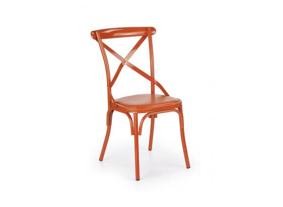 Jídelní židle K216 oranžová