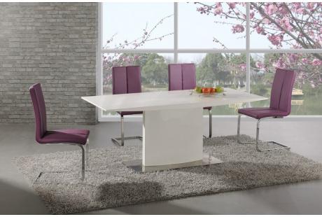 Jídelní stůl ELIAS bílý