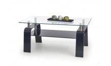 Konferenční stolek NAOMI černý( ukončená výroba)