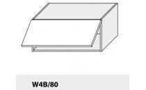 Horní skříňka kuchyně TITANIUM W4B80/grey