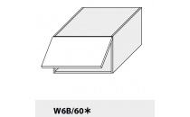Horní skříňka kuchyně Quantum W6B 60/grey