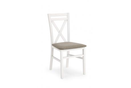 Jídelní židle DARIUSZ bílá
