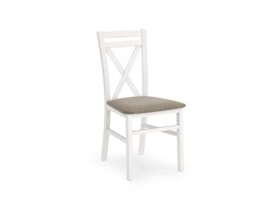 Jídelní židle DARIUSZ bílá/Inari 23