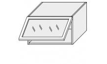 Horní skříňka kuchyně QUANTUM W4BS 60 MDF/grey
