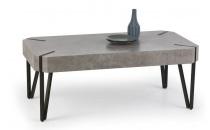 Konferenční stůl EMILY beton/černá