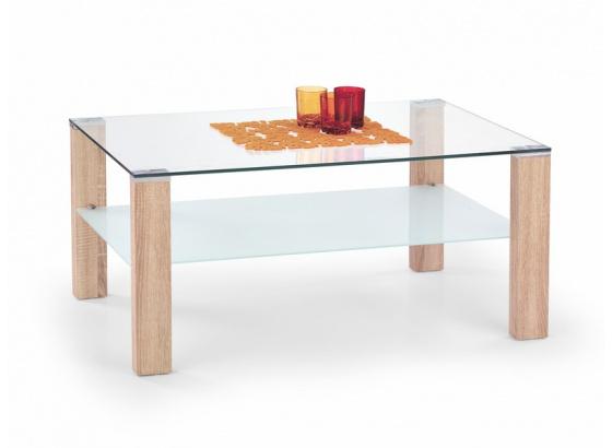 Konferenční stůl SIMPLE H dub sonoma (ukončená výroba)