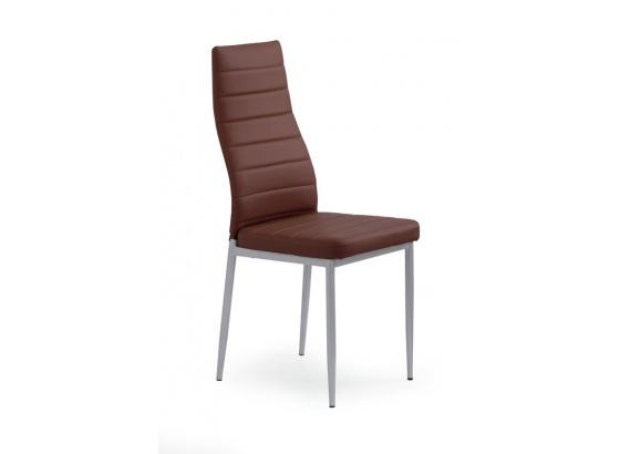 Jídelní židle K 70 tmavě hnědá