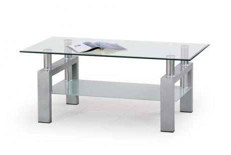 Konferenční stůl DIANA  silver