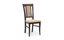 Jídelní židle KONRAD ořech tmavý-Torent beige