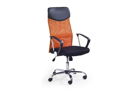 Kancelářské křeslo VIRE oranžové