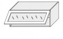 Horní skříňka kuchyně QUANTUM W4BS 90 WKF/grey