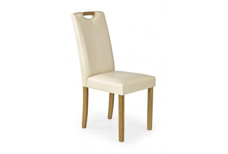 Jídelní židle CARO buk/krém