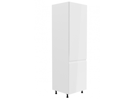 Skříňka kuchyně ASPEN D60R bílá