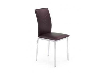 Jídelní židle K137 hnědá