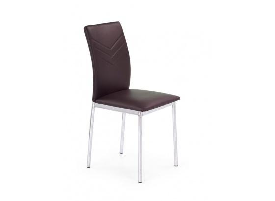Jídelní židle K 137 hnědá