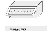 Horní skříňka kuchyně TITANIUM W4BS 90 WKF jersey