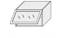 Horní skříňka PLATINIUM W4BS 60 MDF grey