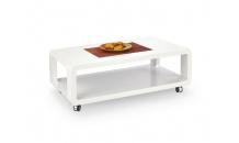 Konferenční stolek FUTURA bílý