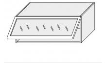 Horní skříňka kuchyně QUANTUM W4BS 90 MDF/grey