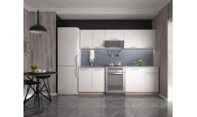 Kuchyňská linka DARIA 240 bílá mat