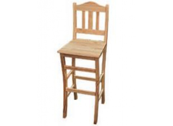 Barová židle P masiv